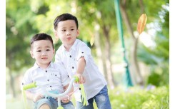 Happy Smile trong con- Phụ huynh bé Thế Hiển