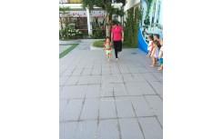 Hành trình đến trường của con- Phụ huynh Phương Nguyễn