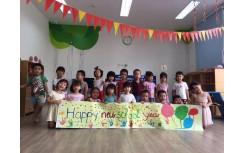 Happy Smile trong con- Phụ huynh Nguyễn Mạnh Hùng