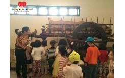 Buổi dã ngoại tại Bảo tàng Dân tộc học Việt Nam