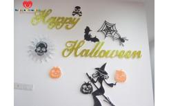 Không khí chuẩn bị chào đón Lễ hội Halloween