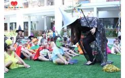 Lễ hội Halloween đầy sắc màu ở Happy Smile School