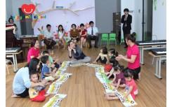 Happy Smile vinh dự đón tiếp Đoàn Kawai Music Japan