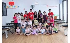 Những trải nghiệm thú vị của Đoàn Kawai Music Japan tại Happy Smile School
