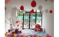Không khí vui tươi đón chào Giáng sinh tại Happy Smile School