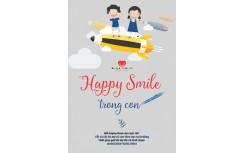 """Phát động cuộc thi """"Happy Smile trong con"""""""