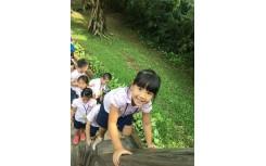 Các bạn nhỏ Happy Smile thăm bảo tàng Dân tộc học Việt Nam